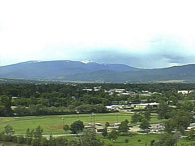 Missoula montana webcam with views of the bitterroot mountains for Best mountain towns to live and work